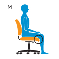 M - Waterfall Seat Edge