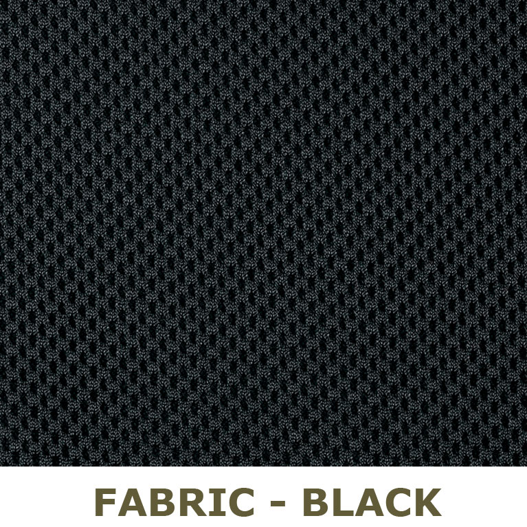 Mesh Fabric Black (MS20)