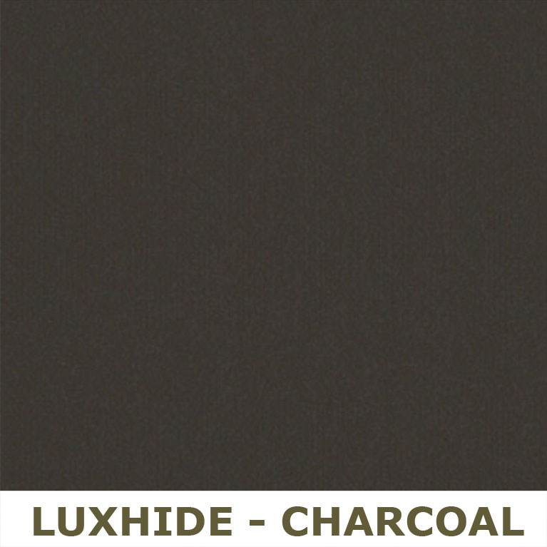 Luxhide bonded leather, Charcoal (BL27)